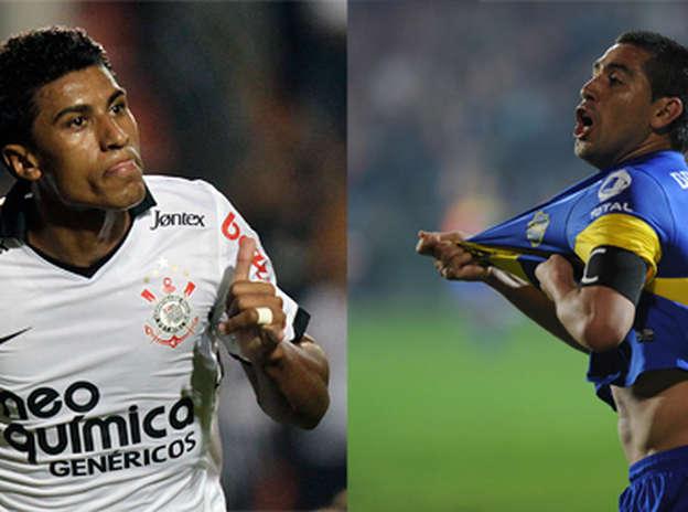 Libertadores: Final inédita entre Boca Juniors X Corinthians, quem ...