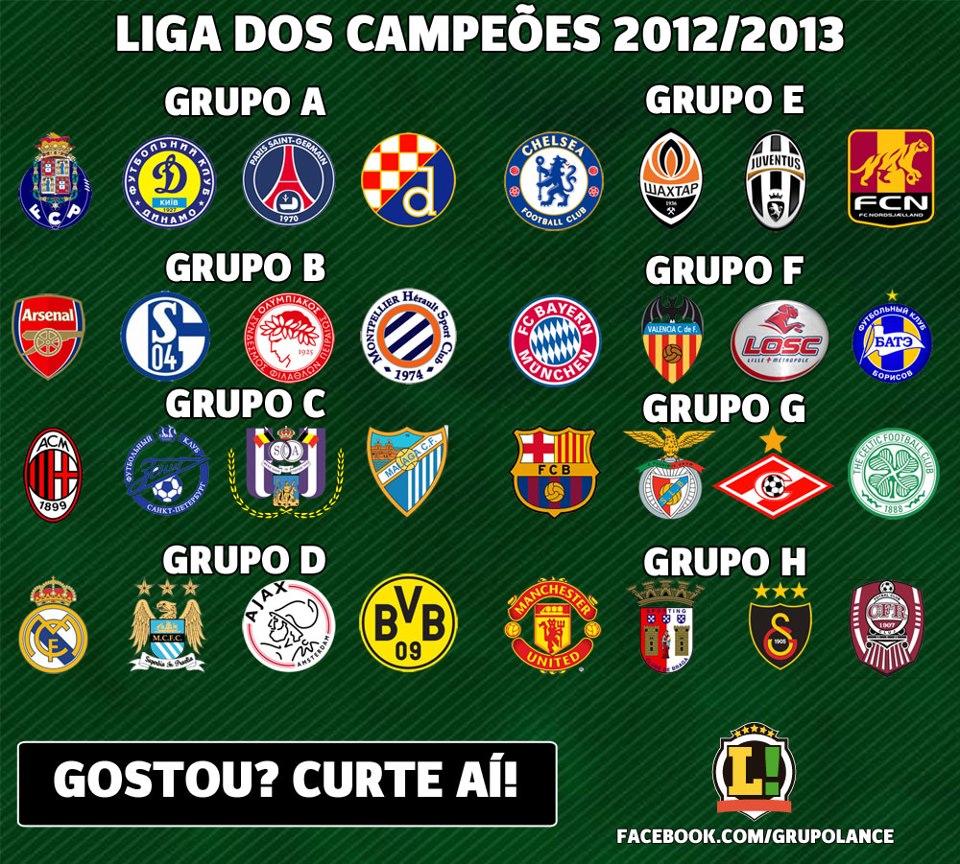 Liga dos campioes