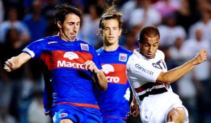 Sul-americana São Paulo X Tigre Lucas FuteRock