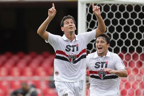 Gol do Ganso-São Paulo-FuteRock