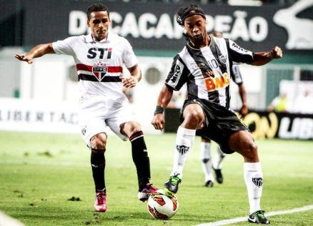 Atlético-MG-X-São-Paulo-Ronaldinho-Gaúcho-Libertadores-FuteRock