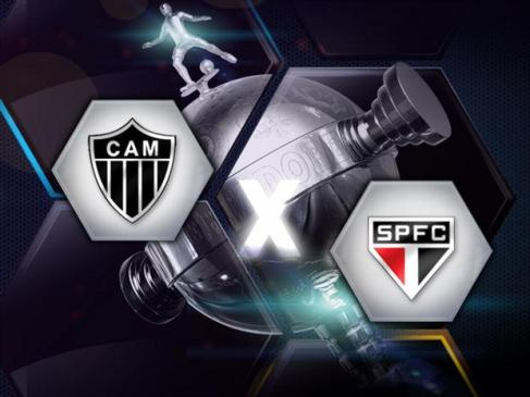 Libertadores-Atlético-MG-X-São-Paulo-FuteRock