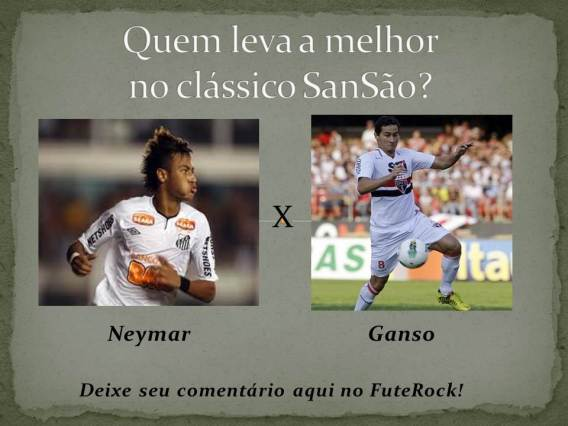 Santos-São Paulo-Neymar-ganso-clássico-na-Vila-Belmiro-FuteRock
