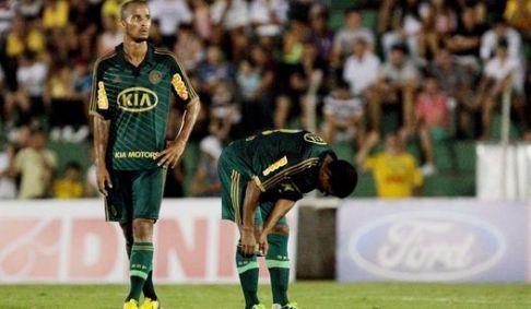 Palmeiras sofre goleada histórica do Mirassol – FUTEROCK