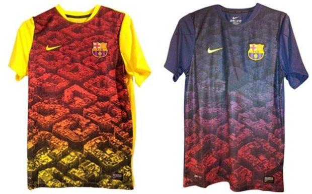 Barcelona-camisa-treino-FuteRock
