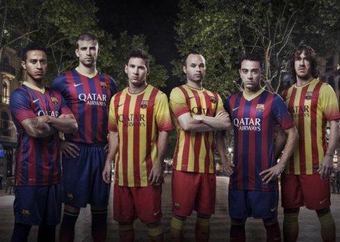 Barcelona-novo-uniforme-2014-FuteRock