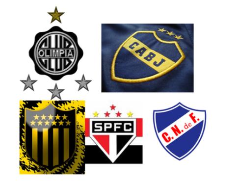 Veja ranking dos 10 maiores times da América do Sul – São Paulo é ...