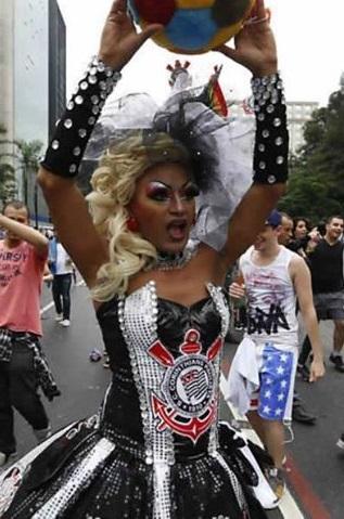 Corinthians Parada Gay 25