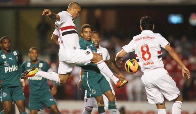 São Paulo perde em casa para o Goiás e a torcida pede a volta de ...