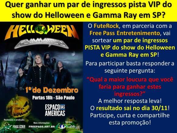Promoção-Ingressos-VIP-Helloween-Gamma-Ray-FuteRock