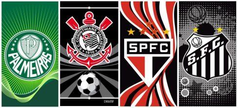 Logo-Palmeiras-Corinthians-São-Paulo-Santos-FuteRock