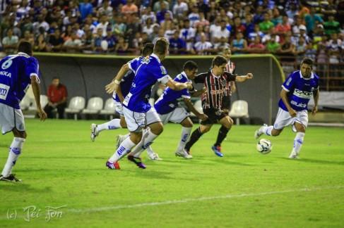 Copa-do-Brasil-CSA-X-São-Paulo-Maceió-Rei-Pelé-gol-Osvaldo-FuteRock
